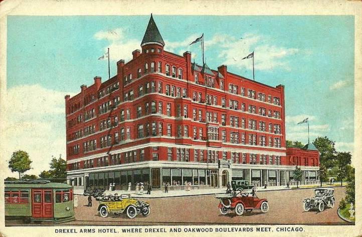 Oakwood Hotel Chicago