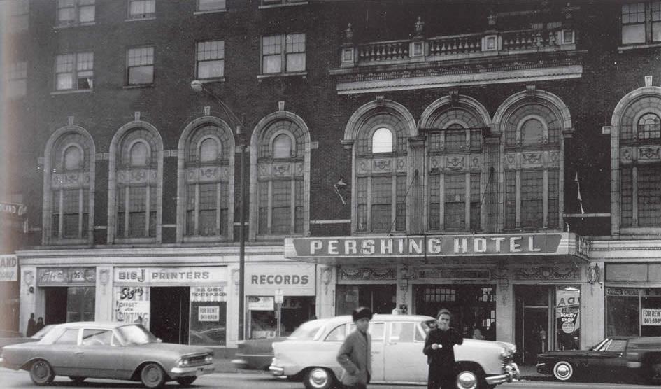 Pershing Hotel Chicago